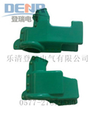 Drop switch, drop-out fuse insulating sheath
